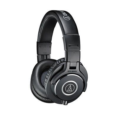 Audio slušalice AUDIO-TECHNICA ATH-M40x, crne