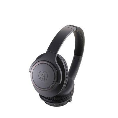 Audio slušalice AUDIO-TECHNICA ATH-SR30BT, bluetooth, crne