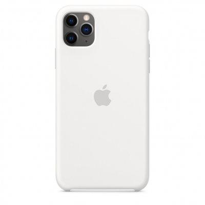 Futrola APPLE Silicone Case, za IPHONE 11 Pro Max, bijela