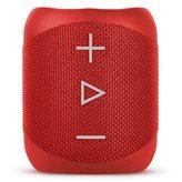 Prijenosni Bluetooth zvučnik SHARP GX-BT180-RD, crveni
