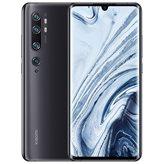 """Smartphone XIAOMI Mi Note 10, 6.47"""", 6GB, 128GB, Android 9.0, crni"""