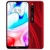 """Smartphone XIAOMI Redmi 8, 6.22"""", 4GB, 64GB, Android 9, crveni"""