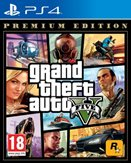 Igra za SONY PlayStation 4, GTA V Premium Edition
