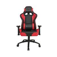 Gaming stolica UVI Chair Devil Red, crno-crvena