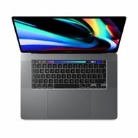 "Prijenosno računalo APPLE MacBook Pro 16"" Touch Bar, mvvj2cr/a / Core i7 2.6GHz, 16GB, 512GB SSD, Radeon Pro 5300M, sivo"