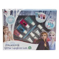 Kreativni set DISNEY FRN64, Frozen II, Glitter Lipgloss Lab, set za usne