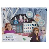 Kreativni set DISNEY FRN64, Frozen II, Glitter Nail Artist Kit, set za nokte