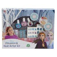 Kreativni set DISNEY FRN64, Frozen II, Glitter Nail Artist Kit, set za nokte