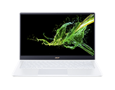 "Prijenosno računalo ACER Swift 5 NX.HLGEX.006 / Core i5 1035G1, 8GB, SSD 512GB, HD Graphics, 14"" IPS FHD Touch, Windows 10, bijelo"