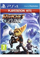 Igra za SONY PlayStation 4, Ratchet and Clank HITS