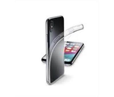 Cover CELLULARLINE Fine, za iPhone XS Max, prozirni