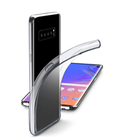 Cover CELLULARLINE Fine, za Samsung S10, prozirni