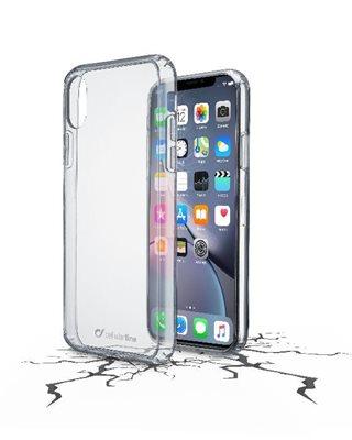 Cover CELLULARLINE iz plastike, za iPhone XR, prozirni