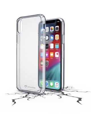 Cover CELLULARLINE za iPhone XS M, prozirni