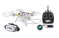Dron JAMARA Playload, HD kamera, brzina do 40km/h, upravljanje daljinskim upravljačem