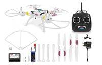 Dron JAMARA Playload, nastavak za sportske kamere, brzina do 40km/h, upravljanje daljinskim upravljačem