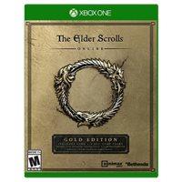 Igra za MICROSOFT XBOX One, The Elder Scrolls Online Gold Edition