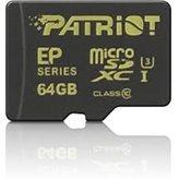 Memorijska kartica PATRIOT 64GB MicroSDXC Class 10 UHS-I U3