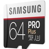 Memorijska kartica SAMSUNG 64GB Micro SDXC + adapter Class 10 U3