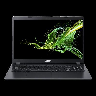 "Prijenosno računalo ACER Aspire 3 NX.HM2EX.007 / Core i3 10110U, 8GB, 256GB SSD, HD Graphics, 15.6"" LED FHD, Linux, crno"