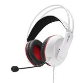 Slušalice ASUS Cerberus Arctic, bijele