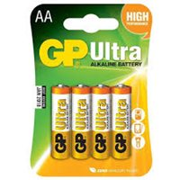 Baterija GP BATTERIES Ultra B1912, tip AA, 4 kom