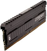 Memorija PC-25600, 8GB, CRUCIAL, Ballistix Elite, BLE8G4D32BEEAK, DDR4 3200MHz, CL15