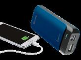 Mobilni USB punjač CELLULARLINE, 5.200mAh, USB-C, plava