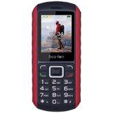 Mobitel BEAFON AL550, Dual DIM, poseban dizajn za otpornost, kamera, crveno-crni