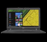 "Prijenosno računalo ACER Aspire ES NX.GH4EX.014 / Pentium N4200, 4GB, 256GB SSD, HD Graphics, 17.3"" LED HD, Windows 10, crno"