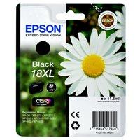 Tinta EPSON 18XL, C13T18114012, crna