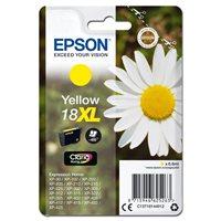 Tinta EPSON 18XL, C13T18144012, žuta