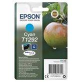 Tinta EPSON T1292, C13T12924012, cijan