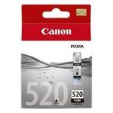 Tinta CANON PGI-520BK - iP3600/4600/MP540, black