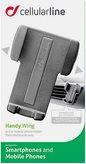 Držač za smartphone CELLULARLINE Handy Wing, crni