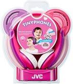 Slušalice JVC HA-KD5PEF, dječje, on-ear, ljubičasto/roze