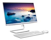"""Računalo AiO LENOVO IdeaCentre A340 F0E600FARI / Quad Core i3 9100T, DVDRW, 8GB, 512GB SSD, HD Graphics, 23.8"""" FHD, tipkovnica, miš, Windows 10, bijelo"""