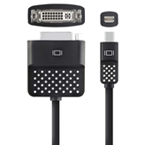 Adapter BELKNI, miniDP (M) na DVI (M)