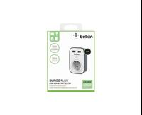 Prenaponska zaštita BELKIN BSV103vf, utičnica, 2x USB