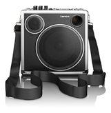 Prijenosni Bluetooth zvučnik LENCO PA-45, srebrno/crni