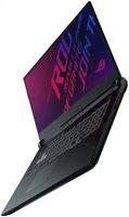 "Prijenosno računalo ASUS ROG G531GV-AL112 / Core i7 9750H, 16GB, 1000GB + 256GB SSD, GeForce RTX 2060 6GB, 15.6"" 120Hz FHD, DOS, crno"