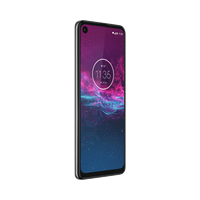 "Smartphone MOTOROLA One Action, 6.3"", 4GB, 128GB, Android 9.0, bijeli"