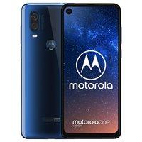 "Smartphone MOTOROLA One Vision, 6.3"", 4GB, 128GB, Android 9.0, plavi"