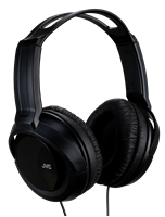 Audio slušalice JVC HA-RX330E, over-ear, crne