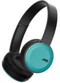Audio slušalice JVC HA-S30BTAE, bluetooth, on-ear, crno/plave