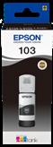 Tinta za EPSON 103, C13T00S14A, za L31xx/51xx, 65ml, crna