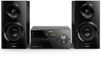 Audio sustav PHILIPS BTM2560/12, crni