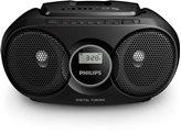 Radio budilica PHILIPS AZ215B/12, crna