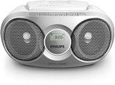 Radio budilica PHILIPS AZ215S/12, srebrna