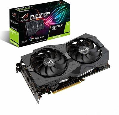 Grafička kartica PCI-E ASUS GeForce GTX 1650 SUPER Rog Strix Gaming Advanced, 4GB GDDR6